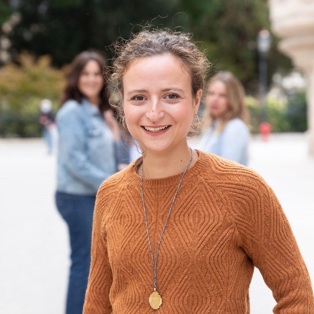 Juliette FABRE, Directrice Stratégie et Innovation chez Sensy