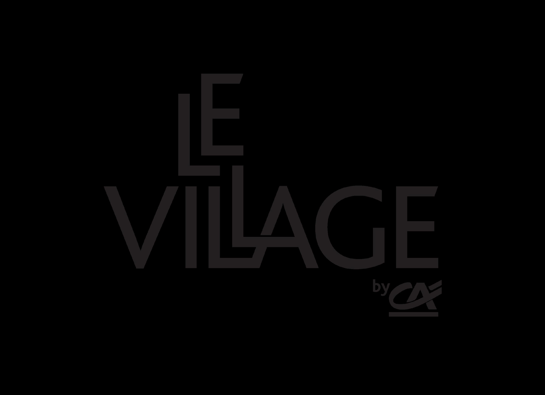 Logo Le Village by CA partenaire